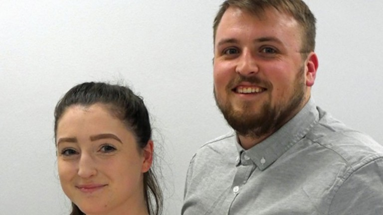 Self have appointed new BIM Manager Tom Feely and Architectural Assistant Hannah Cadman