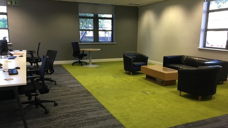Self are moving to new offices at Quayside House in Sheffield